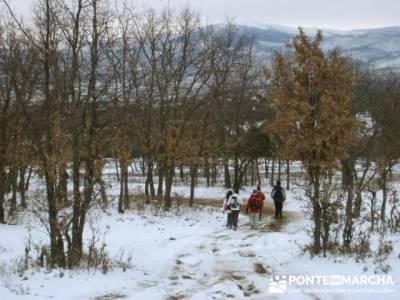 Valdemanco _ Buitrago del Lozoya  viajes senderismo; trekking viajes